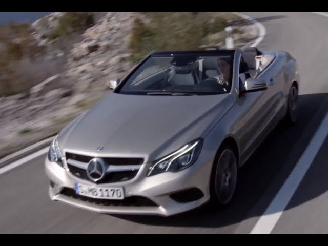 2013 <em>Mercedes</em> E-Class Coupé + Cabriolet In Detail Commercial Carjam TV HD Car TV Show