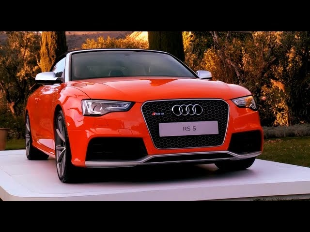 <em>Audi</em> RS 5 Cabriolet 2013 Monaco Commercial German Carjam TV HD Car TV Show