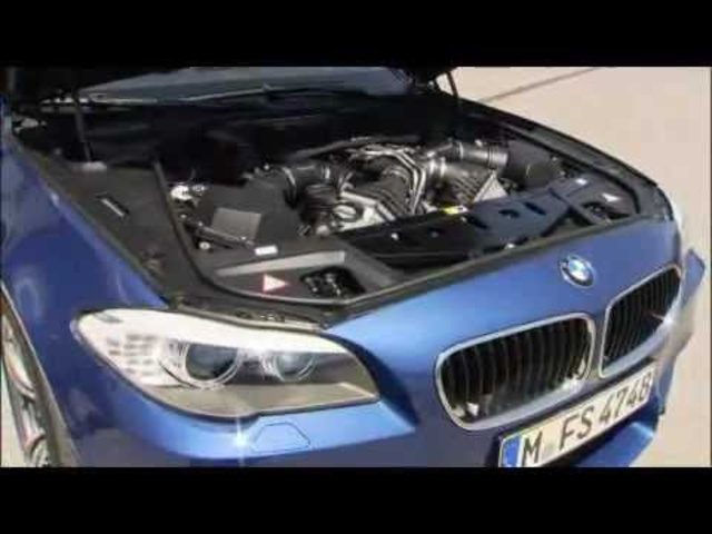 New <em>BMW</em> M5 F10 Engine Start Detail + Exhaust Sound Commercial - 2013 Carjam TV HD Car TV Show