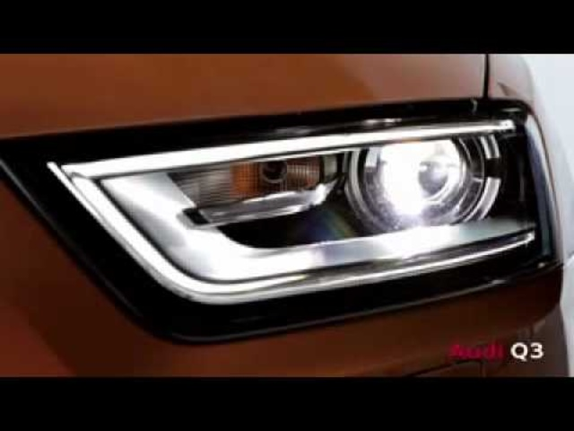 New <em>Audi</em> Q3 quattro 2011 Car TV Ad Commercial - Carjam Radio