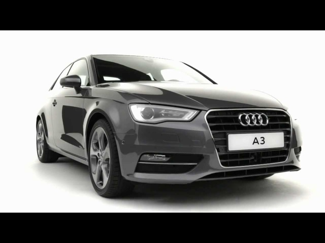 2013 <em>Audi</em> A3 HD In Detail First Commercial - Carjam TV HD Car TV Show 2013
