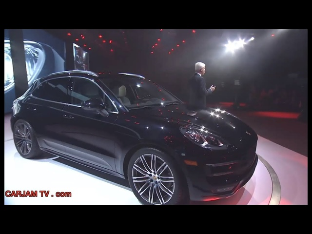 Porsche Macan Turbo / S / Diesel HD 2014 Part 2/2 Launch Premiere Commercial Carjam TV HD