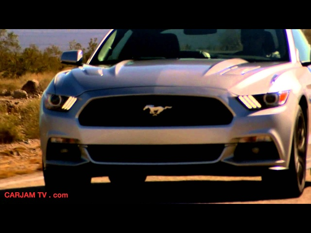 Ford Mustang 2014 HD Driving Engine Sound Commercial Price From $22,200 Carjam TV HD