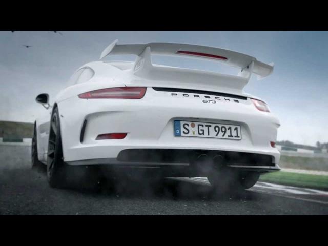 2013 New Porsche 911 GT3 991 In Detail Commercial Carjam TV HD Car TV Show