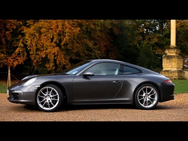 New Porsche 911 991 4 2013 Driven Carrera 4 Test Drive Commercial Carjam TV HD Car TV Show