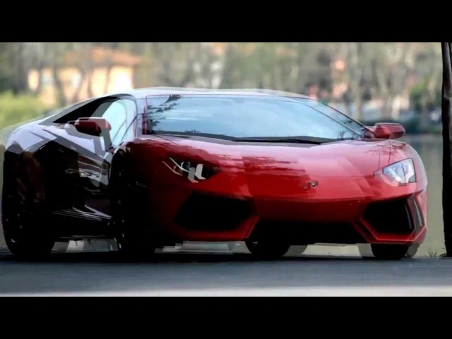 Lamborghini Aventador HD Boeing 787 Dreamliner Carbon Fibre Cousins Commercial Carjam TV