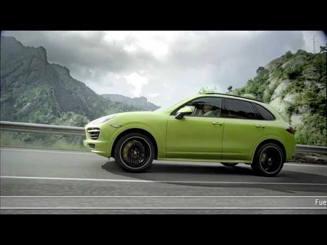 New Porsche Cayenne GTS 2012 Commercial -New Carjam Radio Show 2012