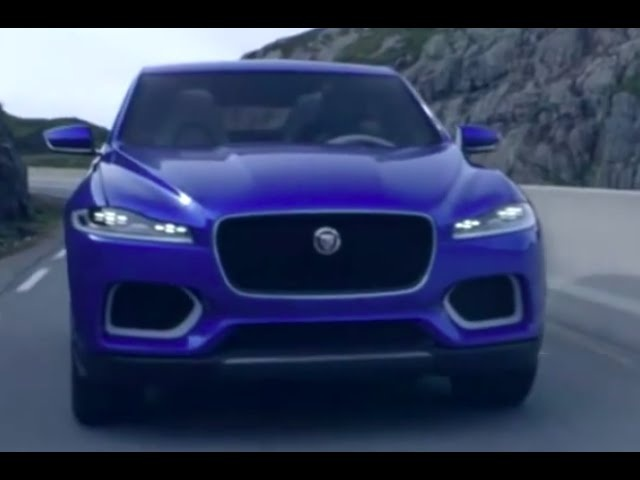 <em>Jaguar</em> F Pace SUV New <em>Jaguar</em> SUV C-X17 First Commercial Carjam TV HD 2015