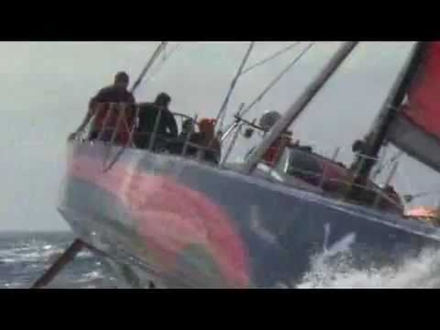 Spectacular New Yacht Puma Mar Mostro <em>Volvo</em> Ocean Race 2011 - CARJAM TV HD 2014