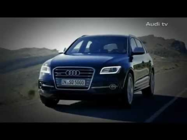 New <em>Audi</em> SQ5 TDI 2013 Commercial First S Diesel Carjam TV HD Car TV Show