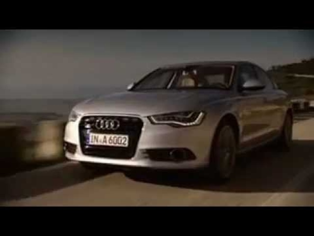 <em>Audi</em> A6 2012 In Detail Driven Engine Sound New Commercial - Carjam Car Radio Show