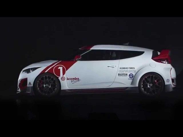 Hyundai 400HP Veloster Turbo 2013 Velocity Commercial Concept Carjam TV HD Car TV Show