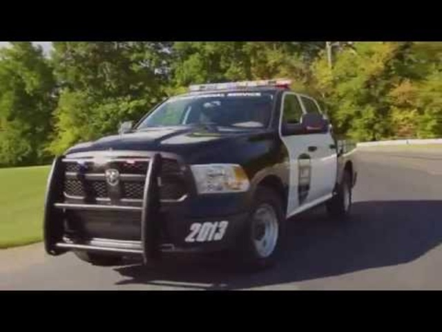 <em>Dodge</em> Ram 2013 Police Car Commercial 2013 Carjam TV HD Car TV Show