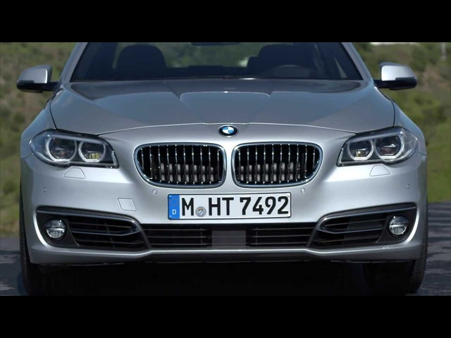2014 New <em>BMW</em> 5 Series Limousine 535i Exterior In Detail Commercial Carjam TV HD