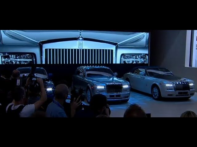 Rolls Royce Phantom II HD Debut Press Launch In Full Commercial Carjam TV 2015