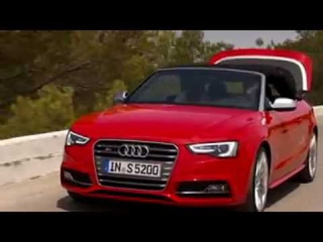 <em>Audi</em> S5 Cabriolet 2011 Driving Engine Sound In Detail New Commercial - Carjam Radio