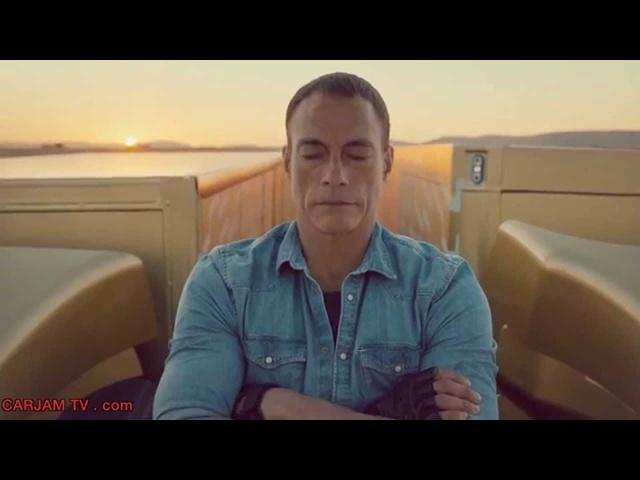Jean-Claude Van Damme <em>Volvo</em> Splits Truck Funny Commercial 2013 Carjam TV HD JCVD 2014