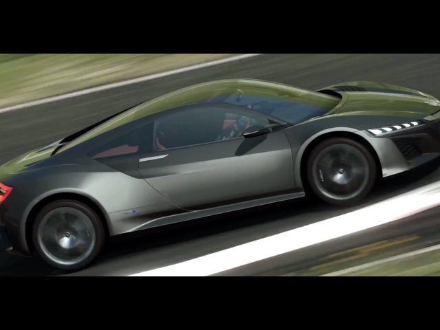2013 <em>Acura</em> NSX 2014 New HD Honda NSX Concept On Track Interior Commercial Carjam TV HD