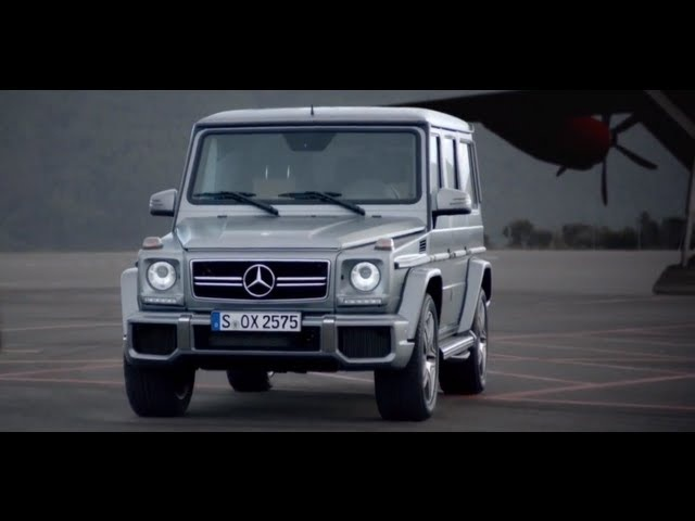 Mercedes AMG G63 2013 HD Driven G Class Commercial Carjam TV HD Car TV Show