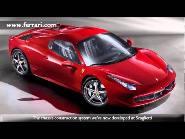 <em>Ferrari</em> 458 Spider 2012 In Detail World Première Commercial - Carjam Radio Show