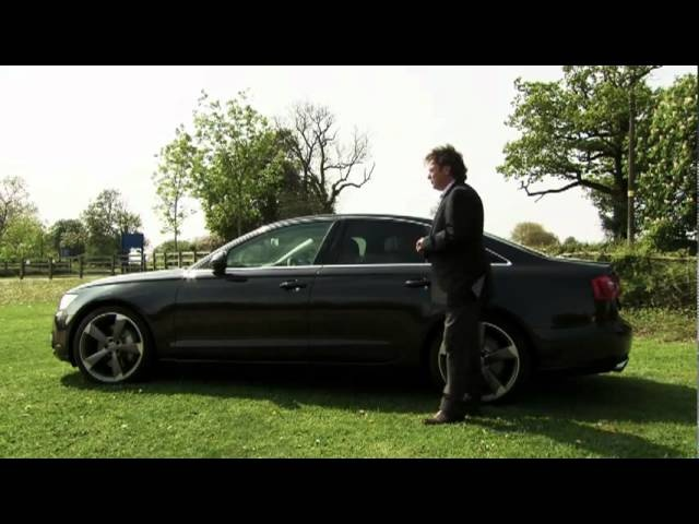 New Audi A6 2011 Driven Road Test In Detail TV Ad Car Commercial - Carjam Radio