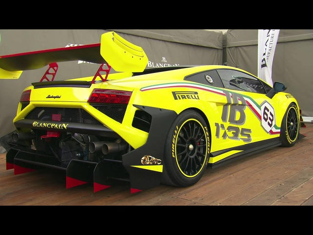 New <em>Lamborghini</em> Gallardo LP540 2013 Commercial In Detail Carjam TV Car Show HD