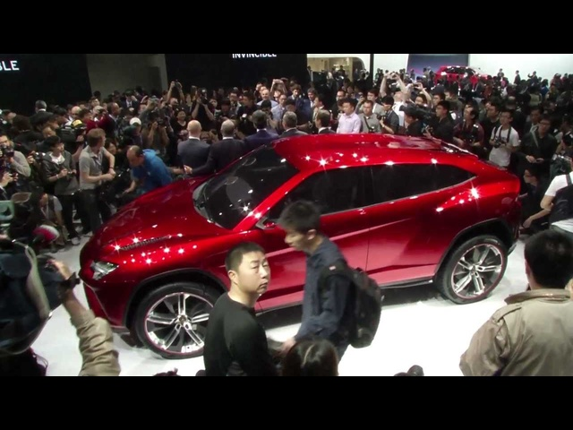 <em>Lamborghini</em> SUV Urus 2012 Launch Commercial 2012 - Carjam Radio Talk Show About Cars 2012