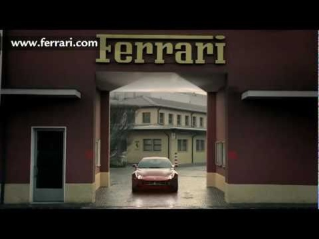 Ferrari FF Commercial World Premiere Official 2011 - CARJAM TV