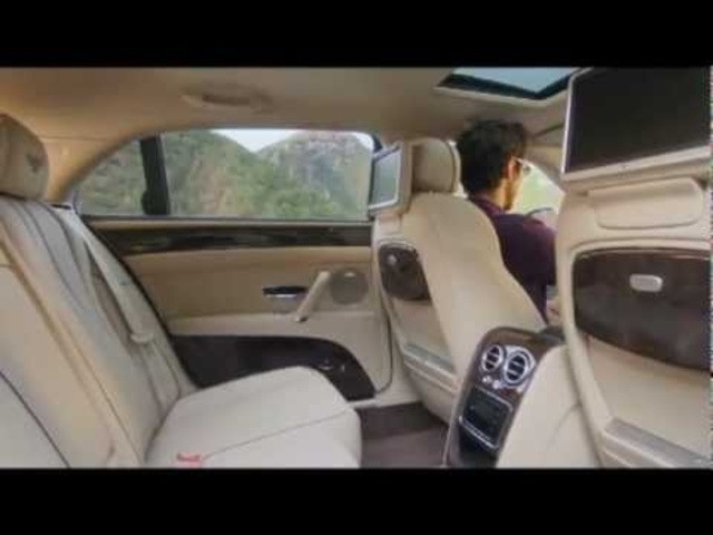 2013 <em>Bentley</em> Flying Spur Commercial 2013 Carjam TV HD Car TV Show