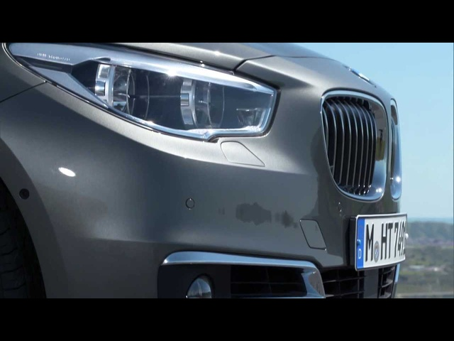 2014 <em>BMW</em> 5 Series GT HD 535i Gran Turismo Exterior Detail Commercial Carjam TV HD