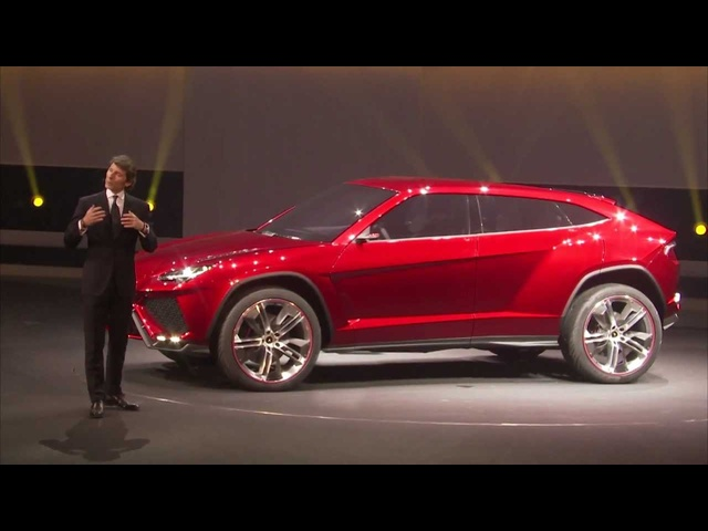 <em>Lamborghini</em> Urus SUV 2013 In Detail Commercial Carjam TV HD Car TV Show