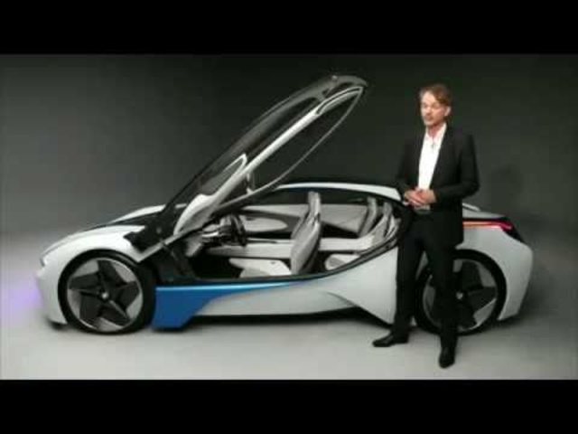 BMW i8 Original Launch Video World Premiere 2011 CARJAM TV