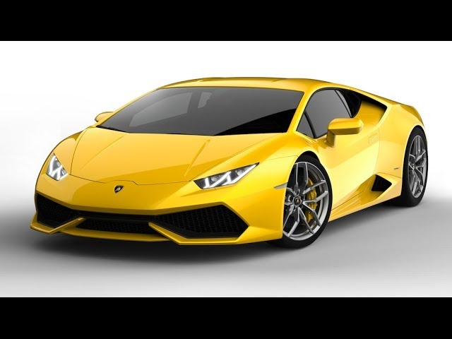 <em>Lamborghini</em> Huracán Price $285,000 All New Model 200 km/h in 9.9 seconds Promo Carjam TV 2014 HD