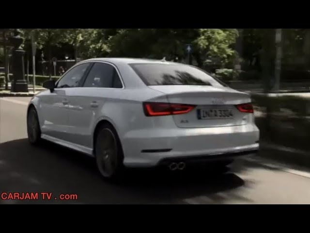 <em>Audi</em> A3 Sedan TFSi HD TV Commercial 2014 Carjam TV HD Car Show