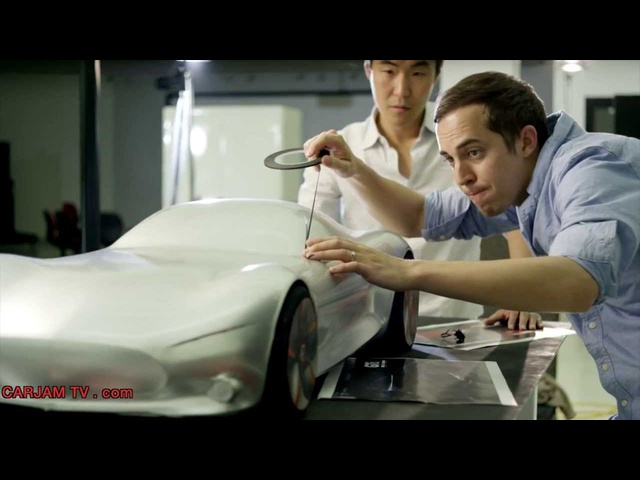 Mercedes AMG Vision GT6 HD Design Playstation Commercial Carjam TV HD Car TV Show