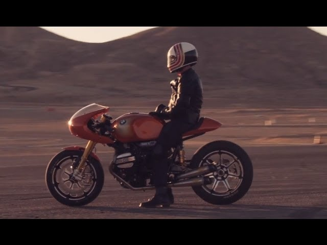 New <em>BMW</em> R 90 S HD RSD In Detail Commercial Concept Bike Carjam TV HD 2014