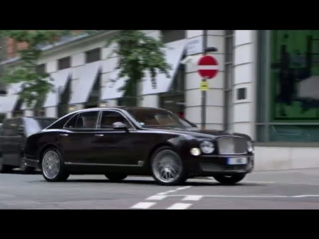 <em>Bentley</em> Mulsanne Bespoke 2013 Visionaries Commercial Carjam TV HD Car TV Show