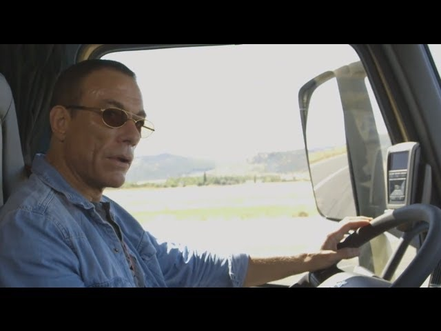 Jean-Claude Van Damme Driving The Volvo Splits Truck Commercial 2013 Carjam TV HD JCVD 2014