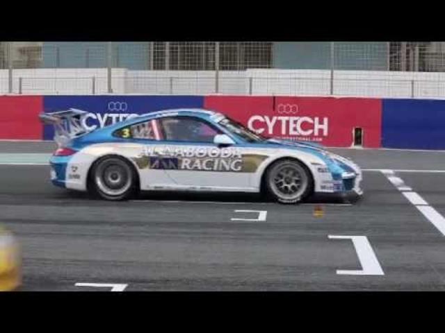 New Porsche 911 991 GT3 Cup Race Challenge Dubai Commercial Carjam TV HD Car TV Show 2013