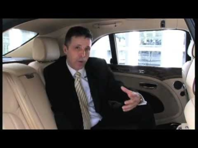 Creating A <em>Bentley</em> Mulsanne Part 6/6 Carjam TV 2013 Car TV Show