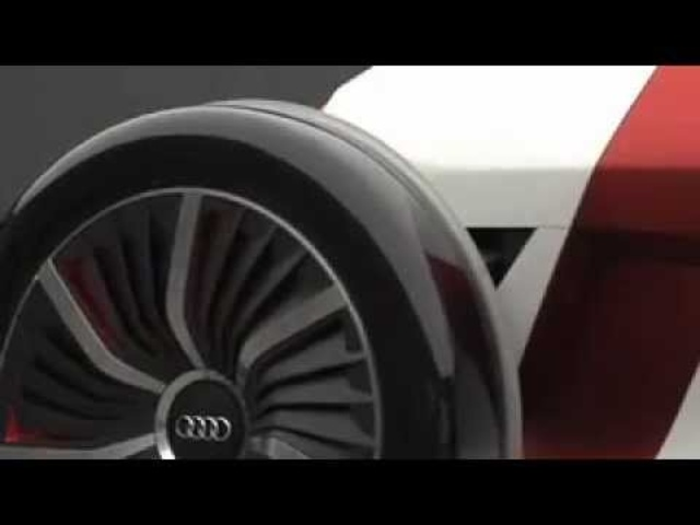 <em>Audi</em> Urban Concept Spyder 2011 In Detail New Commercial - Carjam Car Radio Show