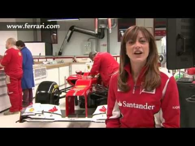 <em>Ferrari</em> F1 F2012 Stickering 2012 Commercial - New Carjam Car Radio Show 2012