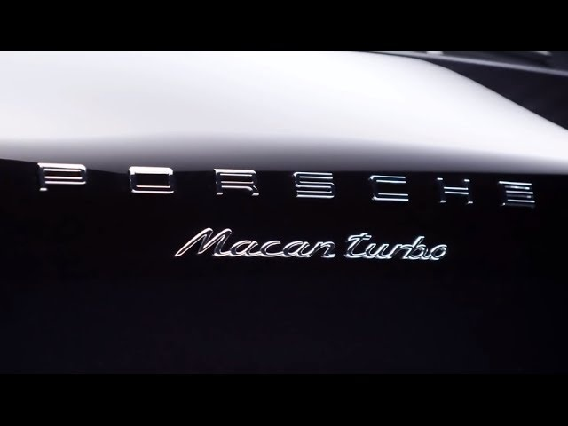 Porsche Macan Turbo HD 2014 Cool First Commercial New Carjam TV HD