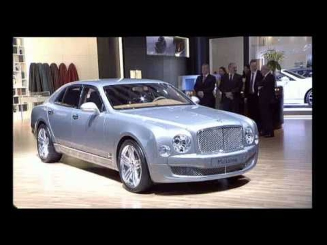 New <em>Bentley</em> Geneva Motor Show 2011 - Carjam Car Radio Show