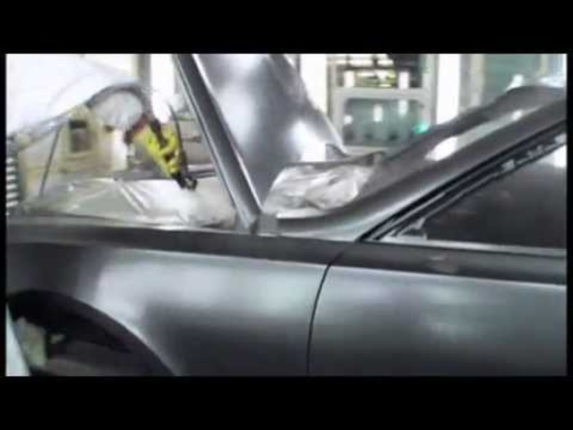 Creating A Bentley Mulsanne Part 2/6 Carjam TV 2013 Car TV Show