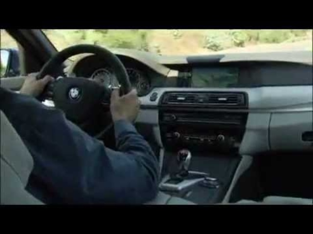 New <em>BMW</em> M5 F10 Driving Sound Head Up Display Commercial - 2013 Carjam TV HD Car TV Show