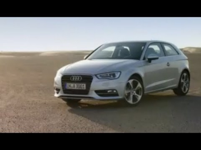 New <em>Audi</em> A3 2013 Interior Details Commercial Carjam TV HD Car TV Show 2013
