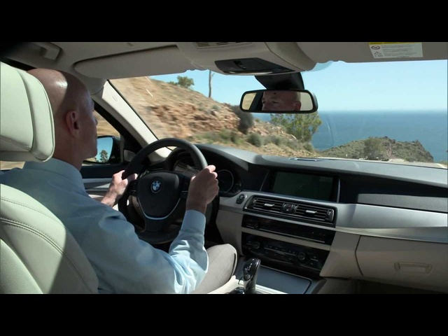 2014 <em>BMW</em> 530d Touring HD Driving F11 Commercial Carjam TV HD