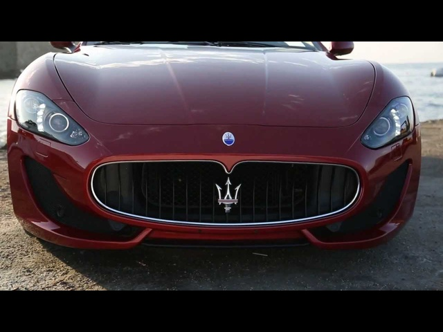 Maserati GranCabrio Sport 2013 HD Commercial Carjam TV HD Car TV Show 2013