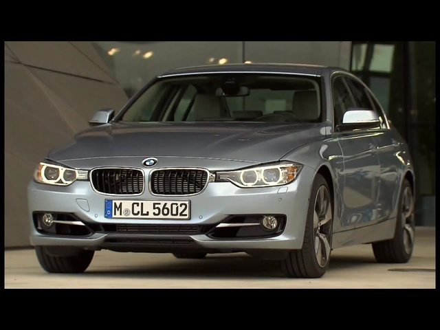 2013 <em>BMW</em> 3 Series F30 Electric ActiveHybrid 3 In Detail Commercial Carjam TV HD 2013
